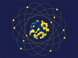 Uranium atom