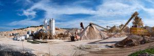 Mining Review minesite panoramic view