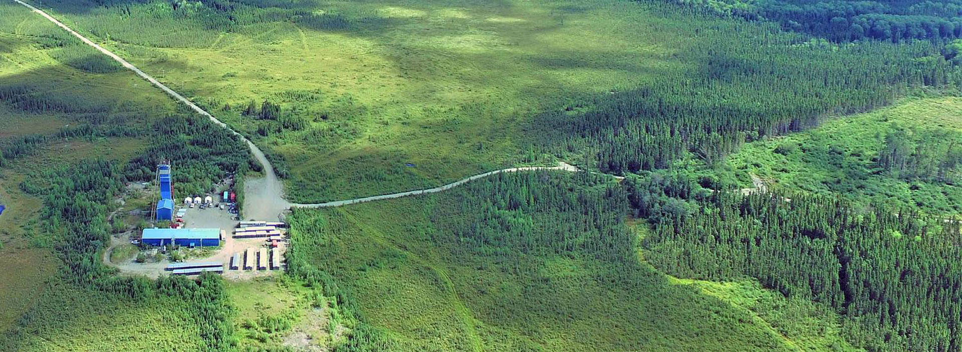 Maple Gold Douay Mine, Quebec.