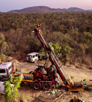 Boab Metals drilling at Sorby Hill