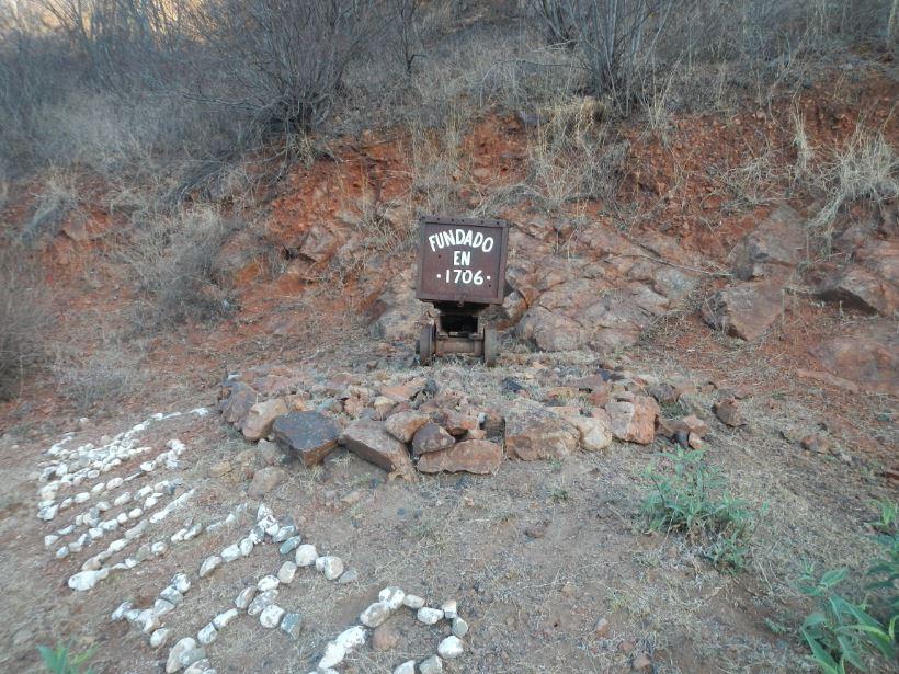 Canuc Resources San Javier Mine